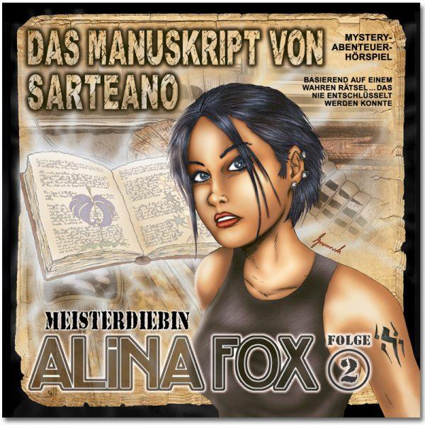Alina Fox Hörspiel 2