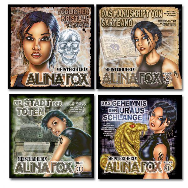 Alina Fox Hörspiele