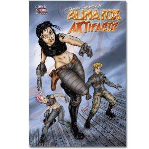 Artifacts Artbook